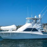 Aqua Vitae is a Cabo 43 Yacht For Sale in San Diego-1