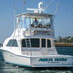 Aqua Vitae is a Cabo 43 Yacht For Sale in San Diego-6