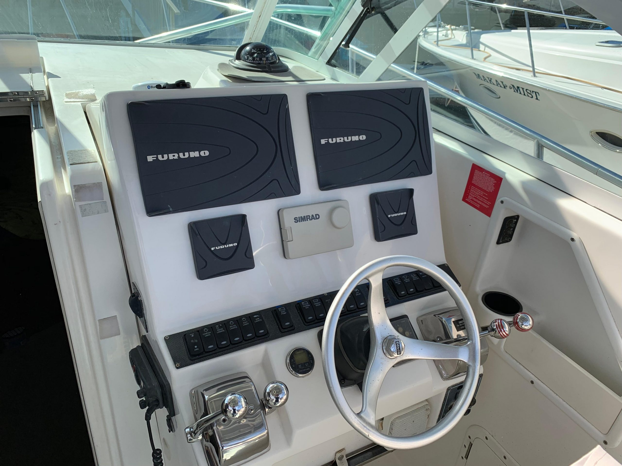 is a Rampage 30 Express Yacht For Sale in Dana Point-0