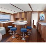 is a Hatteras GT59 Yacht For Sale in San Diego-3