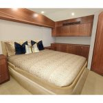 is a Hatteras GT59 Yacht For Sale in San Diego-4