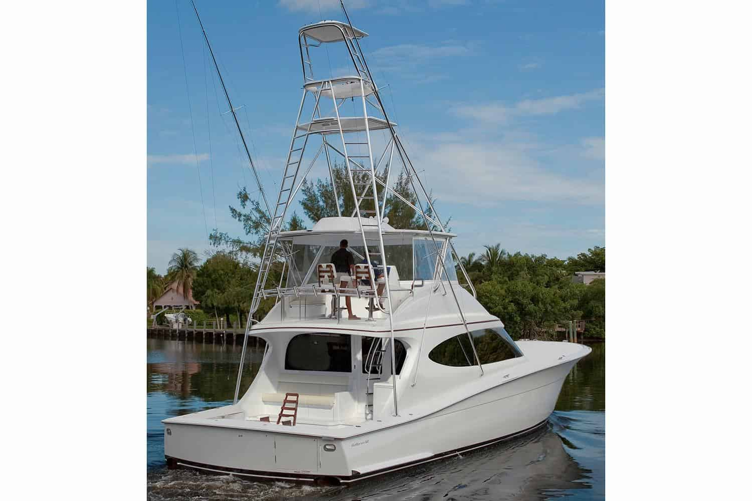 is a Hatteras GT59 Yacht For Sale in San Diego-0