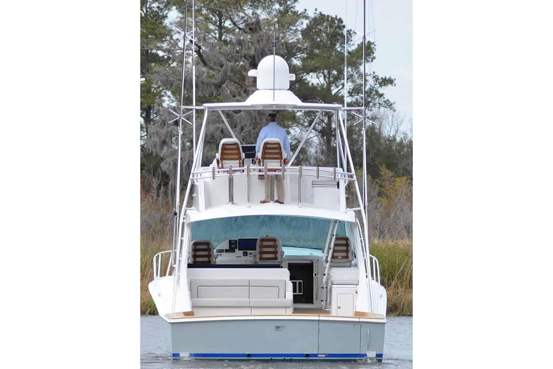is a Hatteras GT45X Flybridge Yacht For Sale in San Diego-0