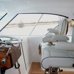 is a Hatteras GT45X Flybridge Yacht For Sale in San Diego-3