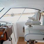 is a Hatteras GT45X Flybridge Yacht For Sale in San Diego-3