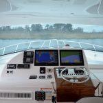 is a Hatteras GT45X Flybridge Yacht For Sale in San Diego-2