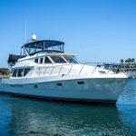 is a McKinna 57 Pilothouse Yacht For Sale in San Diego-35