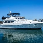 is a McKinna 57 Pilothouse Yacht For Sale in San Diego-36