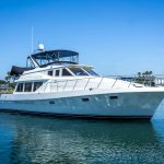 is a McKinna 57 Pilothouse Yacht For Sale in San Diego-37