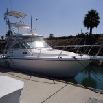 is a Rampage 30 Express Yacht For Sale in Dana Point-5