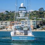 JUSTIFIED is a Hatteras 45 Express Sportfish Yacht For Sale in San Diego-3