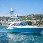 JUSTIFIED is a Hatteras 45 Express Sportfish Yacht For Sale in San Diego-1