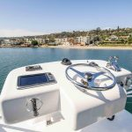 JUSTIFIED is a Hatteras 45 Express Sportfish Yacht For Sale in San Diego-7
