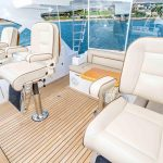 JUSTIFIED is a Hatteras 45 Express Sportfish Yacht For Sale in San Diego-17