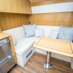 JUSTIFIED is a Hatteras 45 Express Sportfish Yacht For Sale in San Diego-21