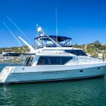 ALEGRIA is a McKinna 57 Pilothouse Yacht For Sale in San Diego-0