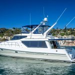 ALEGRIA is a McKinna 57 Pilothouse Yacht For Sale in San Diego-5