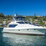 ALEGRIA is a McKinna 57 Pilothouse Yacht For Sale in San Diego-4