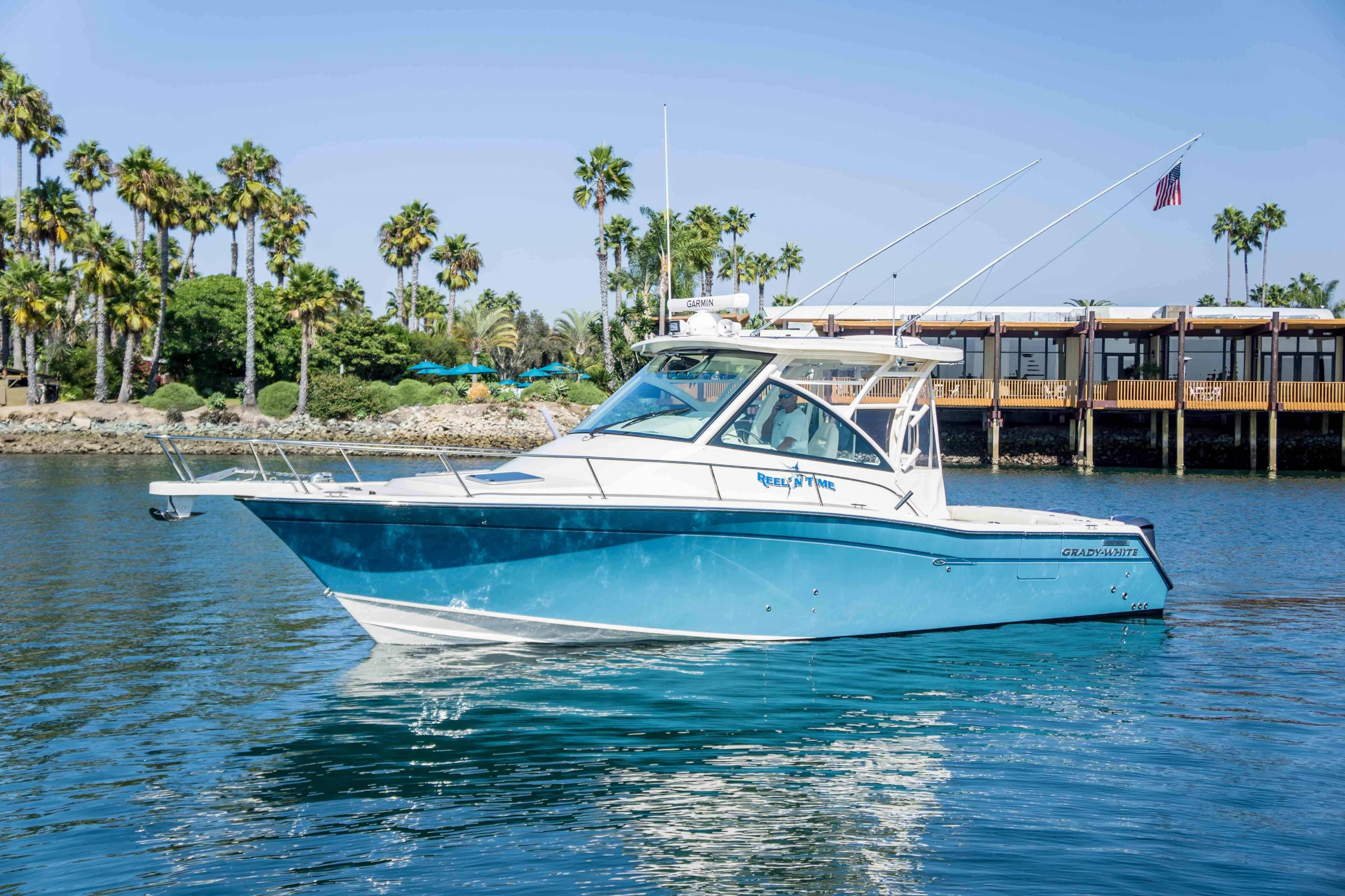 REELIN TIME is a Grady-White Express 330 Yacht For Sale in San Diego-0
