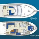 is a Jersey Cape 44 Sport Yacht Yacht For Sale in San Diego-45