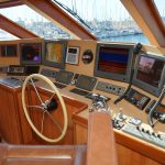 C-BANDIT is a Titan 75 Custom Sportfisher Yacht For Sale in San Diego-9