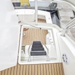 is a Jersey Cape 44 Sport Yacht Yacht For Sale in San Diego-18