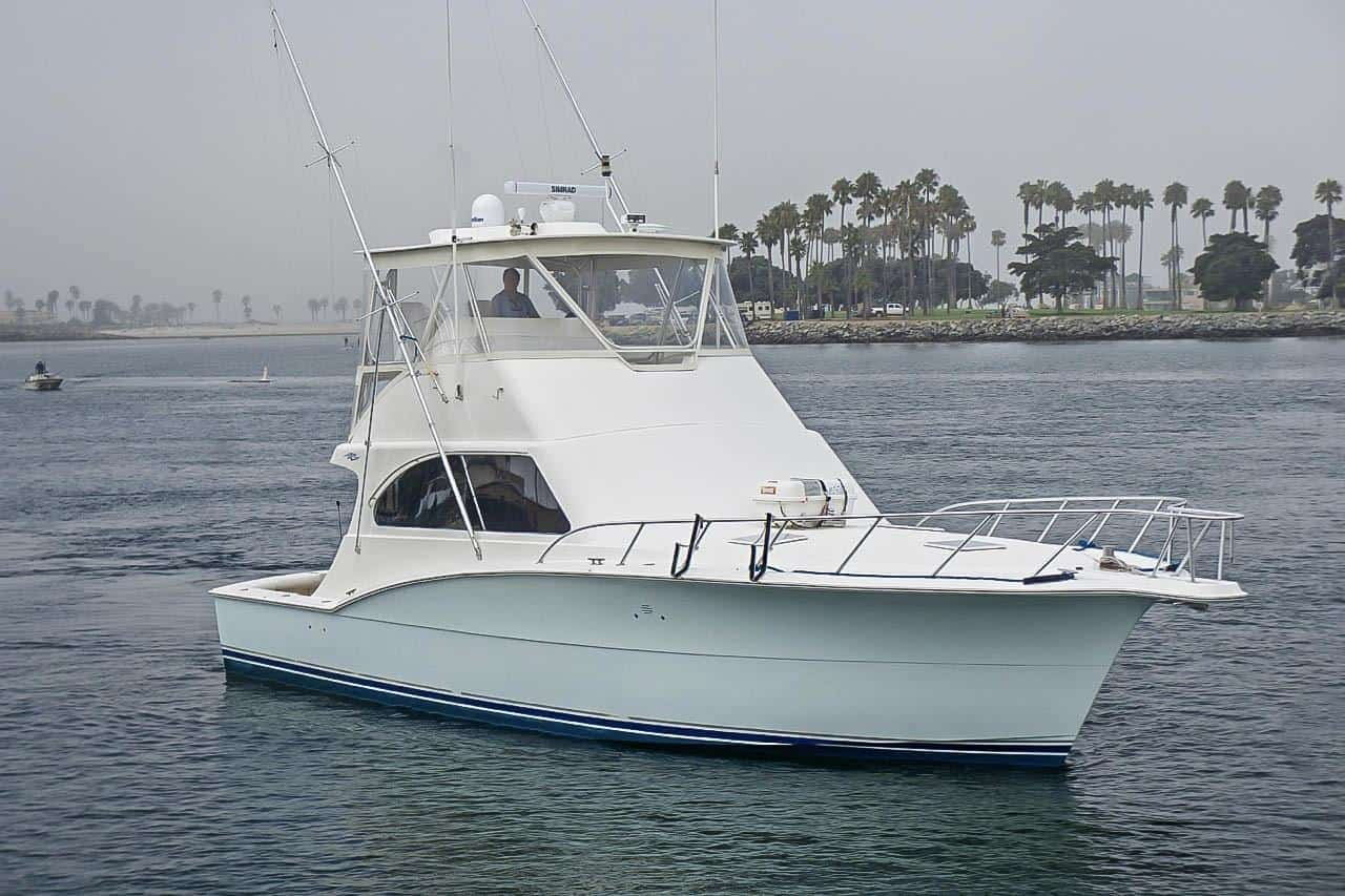 is a Jersey Cape 44 Sport Yacht Yacht For Sale in San Diego-0