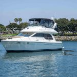 is a Meridian 381 Sedan Yacht For Sale in San Diego-1