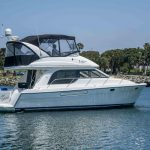 is a Meridian 381 Sedan Yacht For Sale in San Diego-2