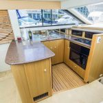 is a Meridian 381 Sedan Yacht For Sale in San Diego-8