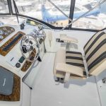 is a Meridian 381 Sedan Yacht For Sale in San Diego-16