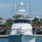 ENTOURAGE is a Hatteras 65 Convertible Yacht For Sale in Newport Beach-3