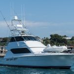 ENTOURAGE is a Hatteras 65 Convertible Yacht For Sale in Newport Beach-4
