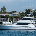 ENTOURAGE is a Hatteras 65 Convertible Yacht For Sale in Newport Beach-0
