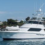 ENTOURAGE is a Hatteras 65 Convertible Yacht For Sale in Newport Beach-2