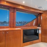 ENTOURAGE is a Hatteras 65 Convertible Yacht For Sale in Newport Beach-18