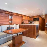 ENTOURAGE is a Hatteras 65 Convertible Yacht For Sale in Newport Beach-15