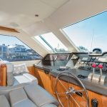 ENTOURAGE is a Hatteras 65 Convertible Yacht For Sale in Newport Beach-20