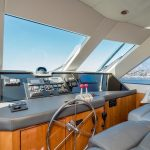 ENTOURAGE is a Hatteras 65 Convertible Yacht For Sale in Newport Beach-8