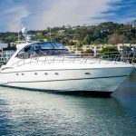 is a Cruisers 5470 Yacht For Sale in San Diego-37