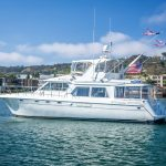 VALIANT is a Navigator 53 pilothouse Yacht For Sale in San Diego-2