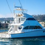 C-BANDIT is a Titan 75 Custom Sportfisher Yacht For Sale in San Diego-37