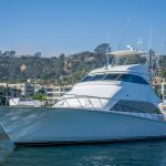 C-BANDIT is a Titan 75 Custom Sportfisher Yacht For Sale in San Diego-34