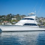 C-BANDIT is a Titan 75 Custom Sportfisher Yacht For Sale in San Diego-35