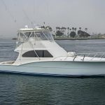 is a Jersey Cape 44 Sport Yacht Yacht For Sale in San Diego-46