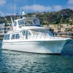 VALIANT is a Navigator 53 pilothouse Yacht For Sale in San Diego-41