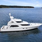 Quest is a Nordlund 88 Yachtfisher Yacht For Sale in San Diego-1