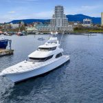 Quest is a Nordlund 88 Yachtfisher Yacht For Sale in San Diego-6