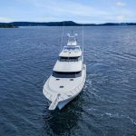 Quest is a Nordlund 88 Yachtfisher Yacht For Sale in San Diego-7