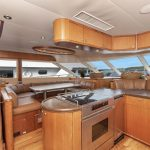 Quest is a Nordlund 88 Yachtfisher Yacht For Sale in San Diego-10